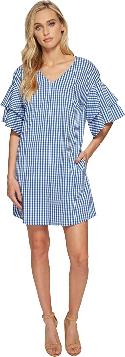 Gingham Check Dress KS4K995S