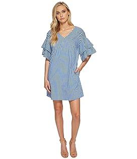 Gingham Check Dress KS4K995S
