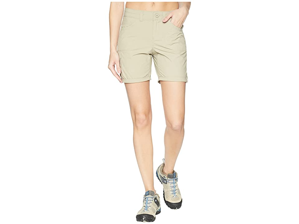 Mountain Hardwear Miradatm Cargo Short (Badlands) Women