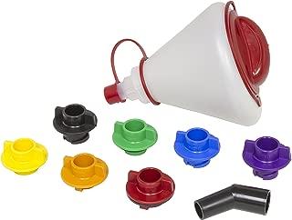 Lisle 19342 Multi App Oil Funnel Set