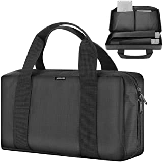 Neewer Photography Video Lighting Equipment Carrying Bag - 5.9x5.7x2.6 inches/15x14.5x6.6 centimeters Polyester Carry Bag ...