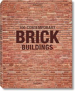 100 Contemporary Brick Buildings (Multilingual Edition)