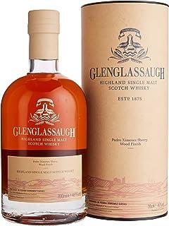Glenglassaugh Pedro Ximenez Sherry Wood Finish mit Geschenkverpackung 1 x 0.7 l