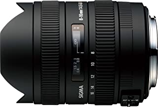 SIGMA 超広角ズームレンズ 8-16mm F4.5-5.6 DC HSM ニコン用 APS-C専用 203559