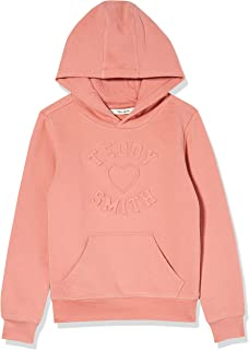 Teddy Smith Sofrench Embos Jr Sweatshirt à Capuche Fille