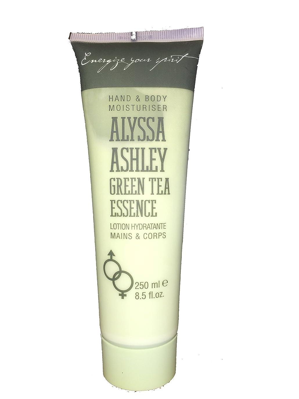 スポーツの試合を担当している人パンダどこにもAlyssa Ashley Green Tea Essence Hand & Body Lotion(アリサ アシュレイ グリーンティ エッセンス ハンド & ボディローション) 250ml [並行輸入品]