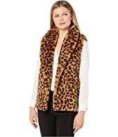Animal Faux Fur Vest