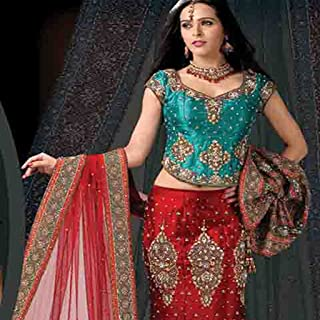 Ghagra Choli Dress Design for Indian Girls Vol 2