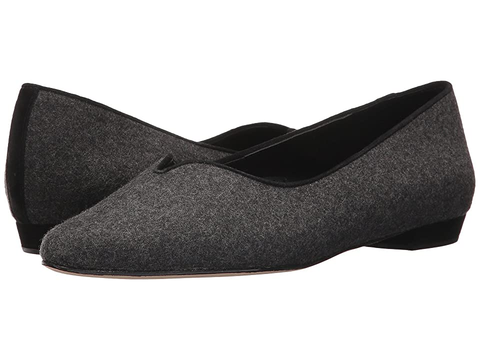 Vaneli Ganet (Dark Grey Flannel/Black Suede) Women