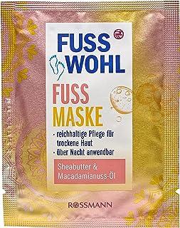 Fusswohl Ayak Bakım Maskesi Shea Yağı-Macadamia Fındık Yağı 15 ml