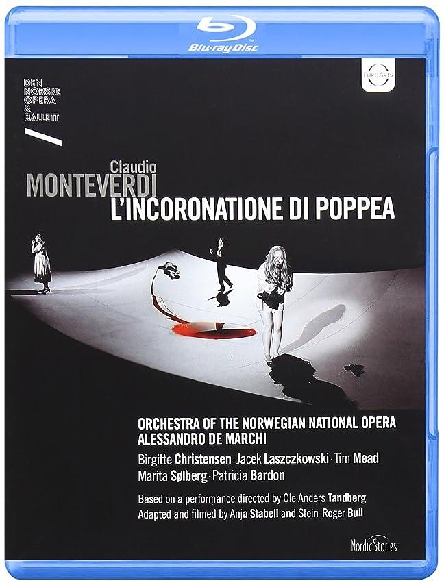 アヒルスティーブンソン請求Monteverdi: L'incoronazione di Poppea [Blu-ray]