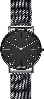 Skagen Mens Signatur Slim Titanium Case - SKW6484