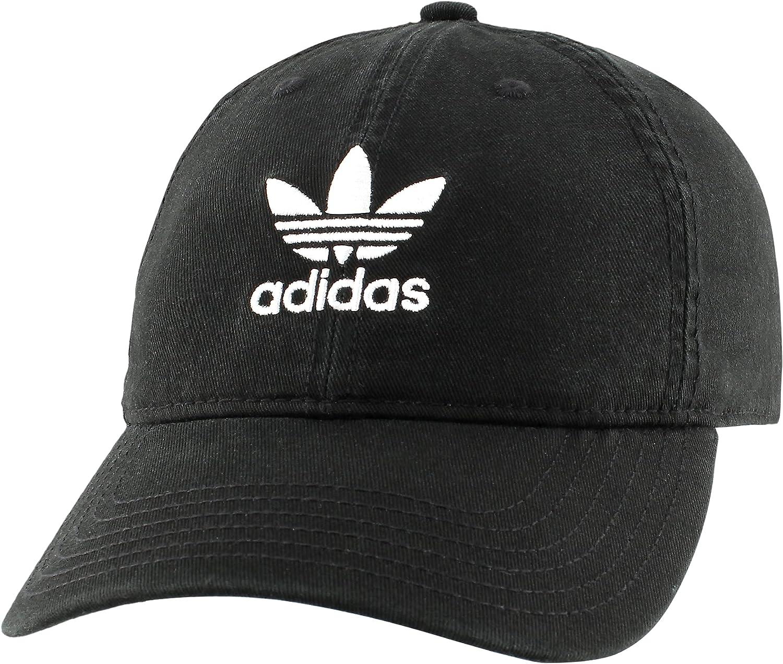 adidas Originals Women's Relaxed Plus Adjustable Strapback Cap