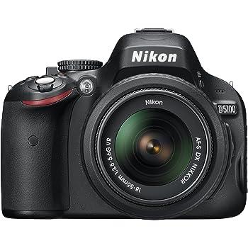 Nikon デジタル一眼レフカメラ D5100 18-55VR レンズキット