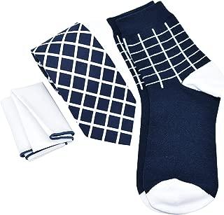 tie sock pocket square set