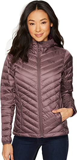 Mountain Hardwear - Micro Ratio Hooded Down Jacket