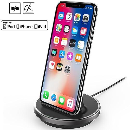 best service 258f8 b39b2 iPhone 7 Charging Dock: Amazon.co.uk