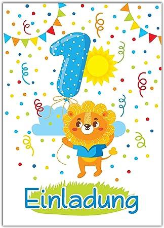 12 Einladungskarten Kindergeburtstag Mädchen Kinder Einladungen Geburtstag Party