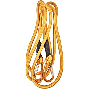 """HIGH QUALITY ELASTIC BUNGEE CORD RED HOOK CAMPING LUGGAGE STRAP 36/"""" 48/"""" 72/"""" UK"""