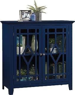 Sauder Shoal Creek Display Cabinet, L: 35.98