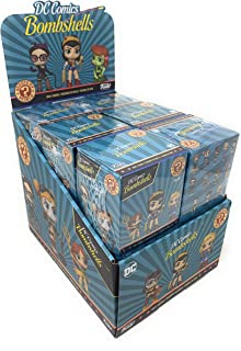 Funko DC Bombshells Mystery Minis Blind Box Display Case (Set of 12)