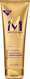 Motions Natural Textures Smoothing Conditioner, With Shea Butter, Coconut and Avocado Oils 8  oz
