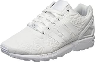 adidas torsion zx flux blanche