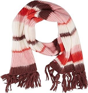 Levi's Women's Chunky XL Knit Scarf Bufanda para clima frío, rosa, Talla única para Mujer