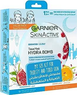 Garnier My SOS Kit for Thirsty & Tired Skin