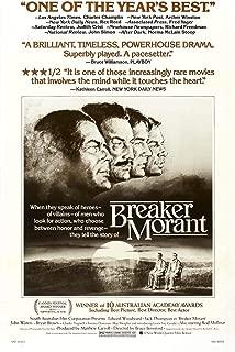 qualityprint Breaker Morant Home Decor Print Movie Poster 18'' X 28'' (NOT A DVD)