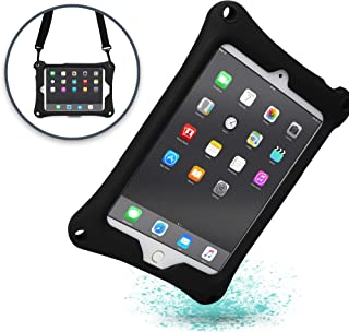 Cooper Bounce Strap Shoulder Strap Rugged Case for Apple iPad Mini 4 3 2 1   Multi-Functional Shock Proof Heavy Duty, Shoulder and Hand Strap (Black)