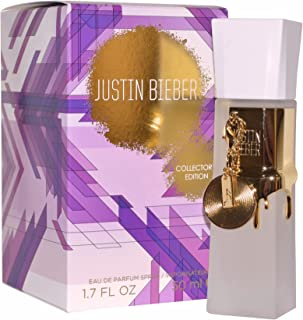 Justin Biebers Collector Edition Women's Eau de Perfume, 50 ml