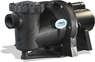 Aquapro Apex Series 208 to 230-Volt Pool and Spa Pump, 1-1/2HP Fullrated Energy Efficient