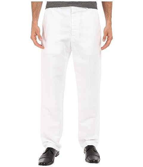 brillante Perry pantalones de de lino traje blanco Ellis AA6rq0v