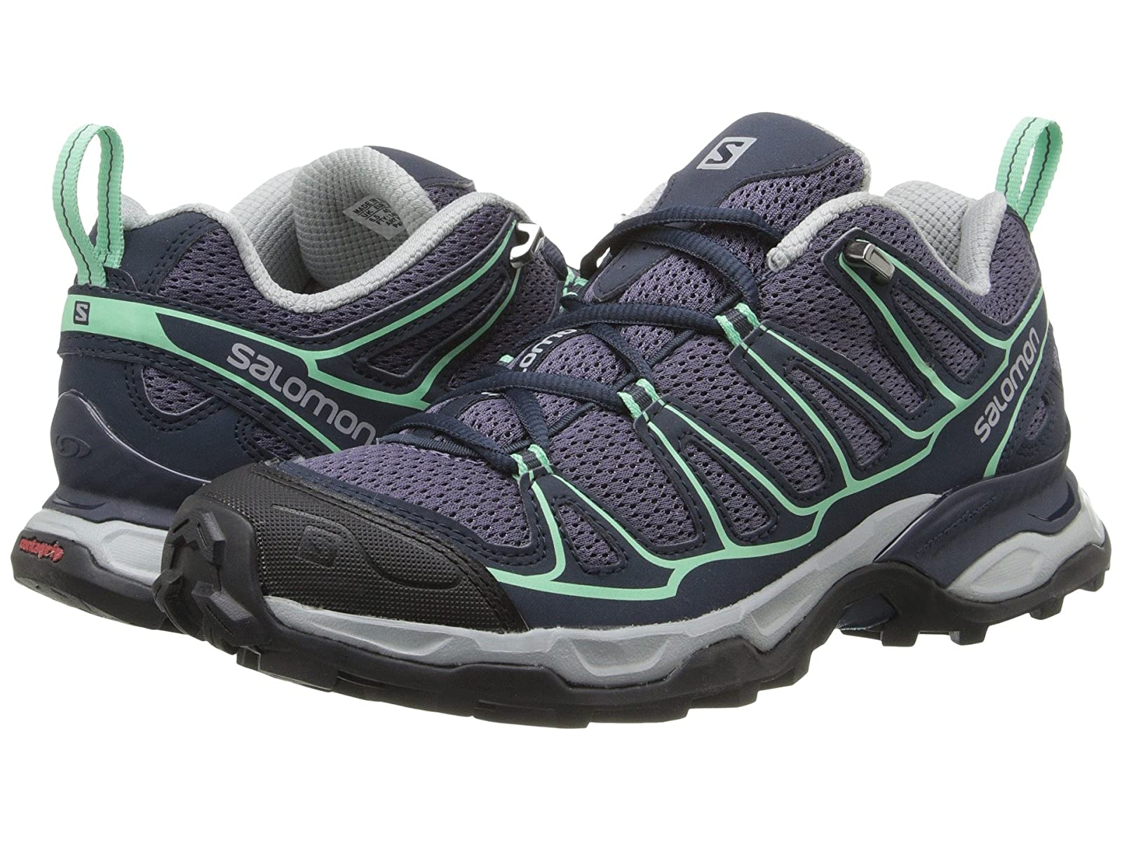 Salomon X Ultra PrimeAtmospheric grades have affordable shoes