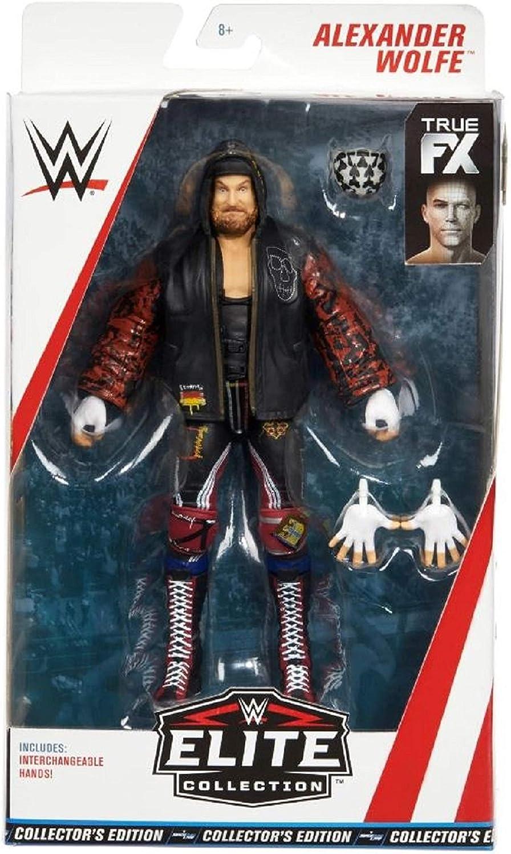 WWE Elite Figure Alexander Wolfe