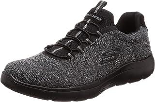 Skechers Summits FORTON Men´s Trainers Sneaker Fitness Memory Foam Black