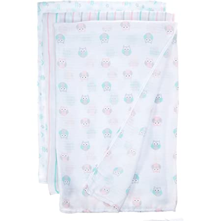 Anais Swaddle Kitty Love Bunny ideal Baby by The Makers of Aden