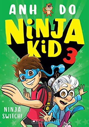 Ninja Switch (Ninja Kid Book 3)