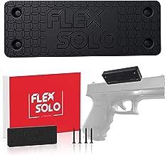 BRAVOBELT FlexSolo Magnetic Gun Mount – Heavy Duty 43 Lbs Rated | Holder for Handguns,..