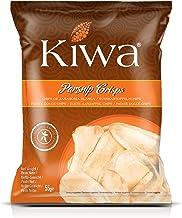KIWA パースニップチップス 55g x 24袋 スナックお菓子おやつ 間食グルテンフリー 無添加 栄養機能食品
