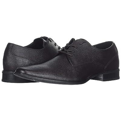 Calvin Klein Brodie (Dark Brown Small Tumbled Leather) Men