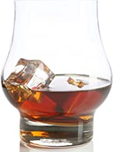 Taylor'd Milestones Reserve Whiskey Glass - Set of 2 10.5 oz Scotch Glasses. Premium Bourbon Rocks Glass Shaped for Improving Tasting and Aroma of Spirits. Crystal Clear Glassware