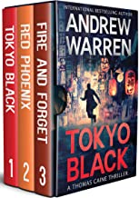 Thomas Caine Thrillers: Books 1-3 (Thomas Caine Series Boxset Book 1)