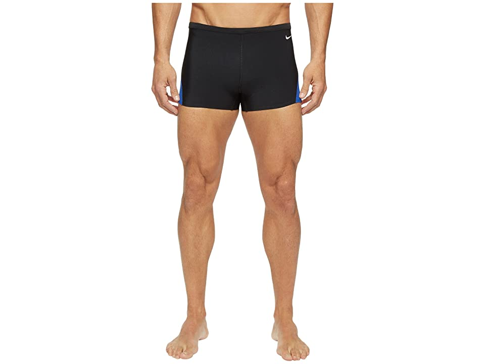Nike Surge Color Block Poly Square Leg Brief (Game Royal) Men