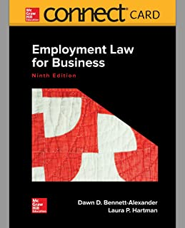 Connect Access Card for Employment Law for Business