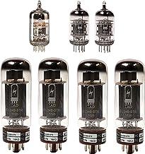 Marshall JCM 900 (100 Watt) Tube Set with Matched Power Tubes, TAD brand tubes