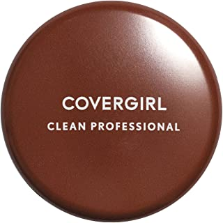 COVERGIRL Professional Loose Finishing Powder, 1 Count (0.7 Ounce), Translucent Fair Tone, Sets Makeup, Controls Shine, Wo...