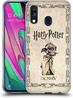 Officiel Harry Potter Severus Snape Deathly Hallows VIII Coque en Gel molle pour Samsung Galaxy A40 (2019)