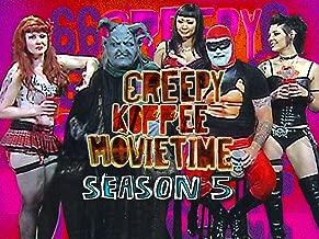 Creepy Koffee Movie Time